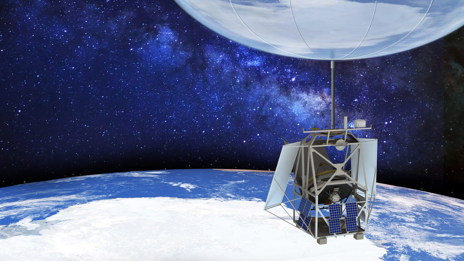 NASA Mission Will Study the Cosmos With a Stratospheric Balloon