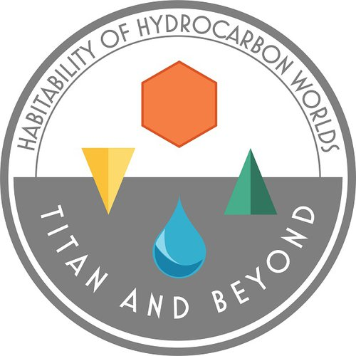 Habitability of Hydrocarbon Worlds: Titan and Beyond Project Logo